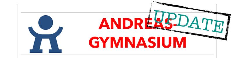 A-Gym Update Nr. 2 – 2017/2018