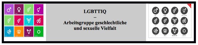 Arbeitsgruppe geschlechtliche und sexuelle Vielfalt